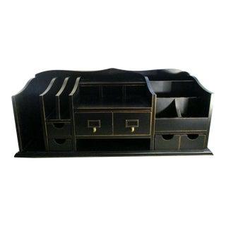 Ballard Designs Home Office Desk Organizer For Sale