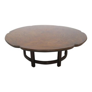 John Widdicomb Inlay Top Coffee Table For Sale