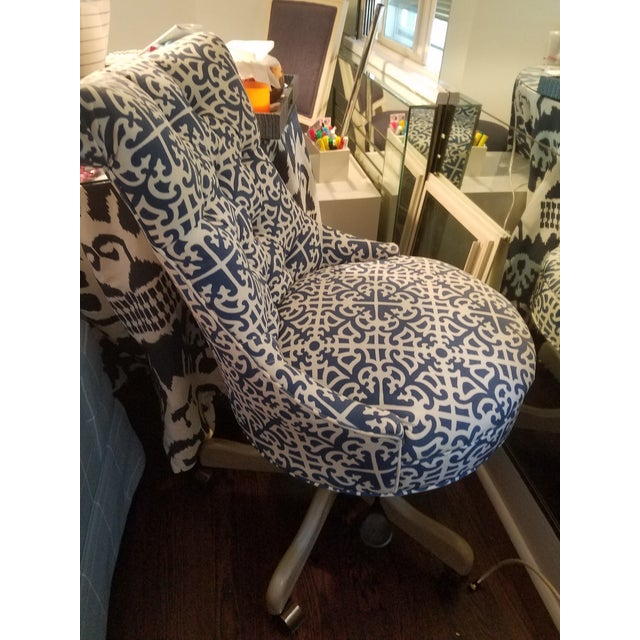 Love This Office Chair From Ballard Designs But Just Moved Into Smaller Apartment And Looking To
