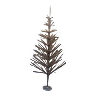 1950s Vintage Aluminum Christmas Tree For Sale