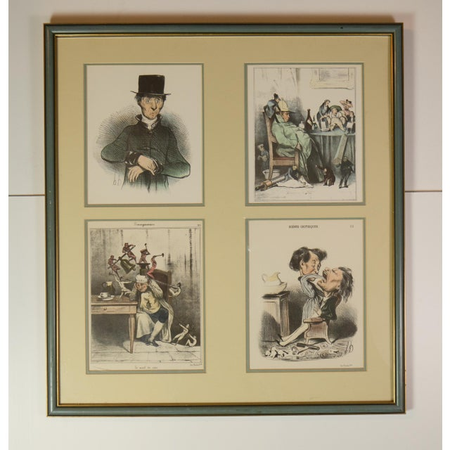 1900 Fernand Mourlot Colored Lithographs - Image 2 of 7