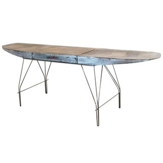 Airplane Wing Desk by Jonathan Singleton For Sale