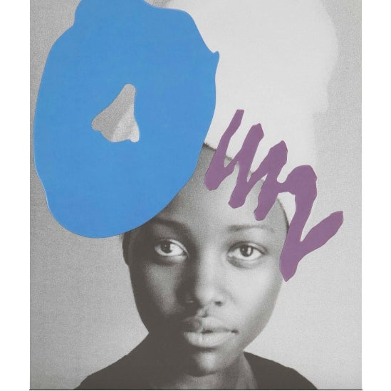 Abstract John Baldessari in Collaboration With Among Others Kaws, Ed Ruscha and Ai Weiei For Sale - Image 3 of 7