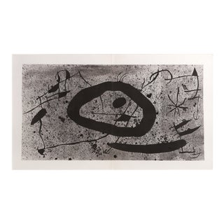 Joan Miró, Les Essencies De La Terra 6, Modern Lithograph For Sale