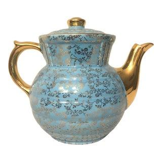 Vintage Mid-Century Teapot Pot For Sale