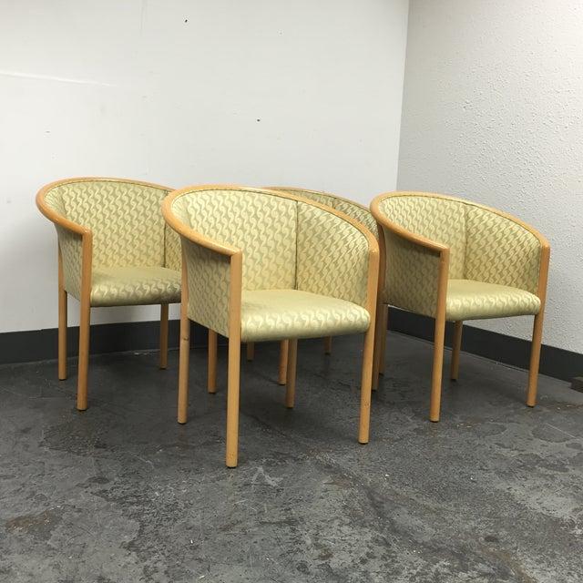 Brayton International Jodie Chairs - Set of 4 - Image 3 of 11