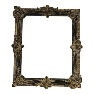 French Style Antique Frame Decor Painted For Sale