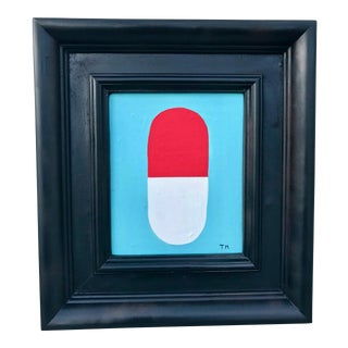 """My Prescription"" Original Abstract Painting"