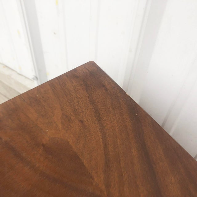 Mid-Century Brutalist Nightstand For Sale - Image 10 of 13