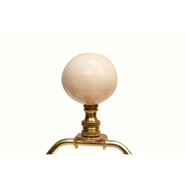 Frederick Cooper Ming Style Ceramic Table Lamp For Sale In New York - Image 6 of 8