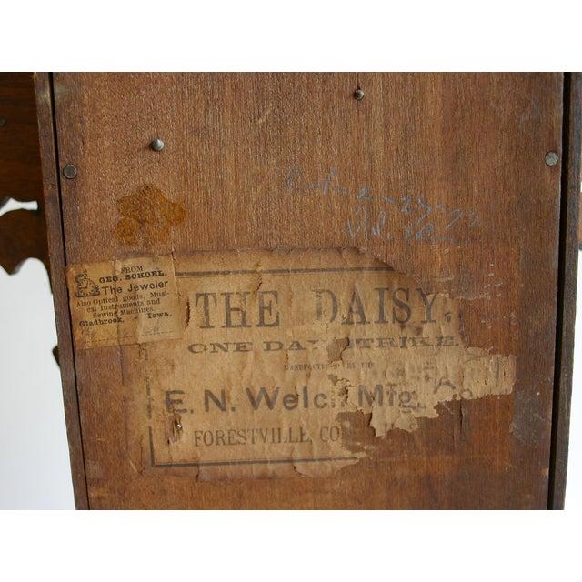 Jacot's Regulator Mantel Clock - Image 5 of 6