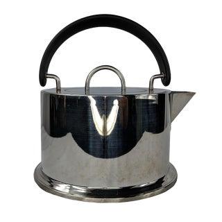 Modern Osiris 18/10 Stainless Steel Tea Kettle by Carsten Jorgensen for Bodum For Sale