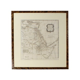 Circa 1766 Sir. Danville Africa Map For Sale