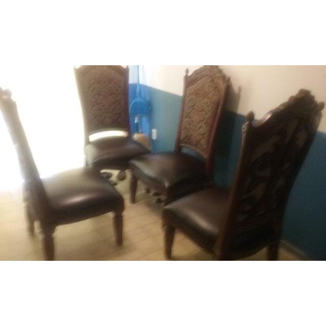 Aico Villa Valencia Side Chairs - Set of 4 - Image 6 of 7