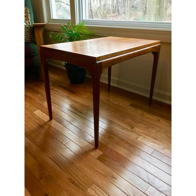 Altavista Lane Lane Furniture Co. Mid-Century Modern End Table For Sale - Image 4 of 7