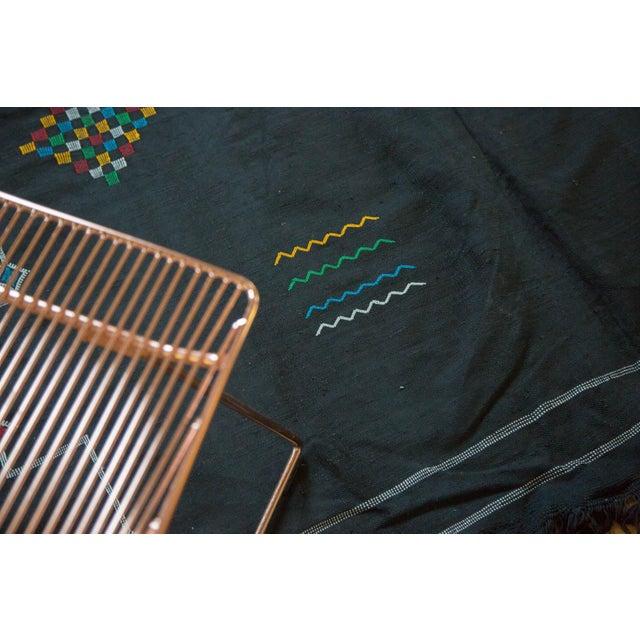 New Kilim Carpet - 6' X 9' For Sale In New York - Image 6 of 9