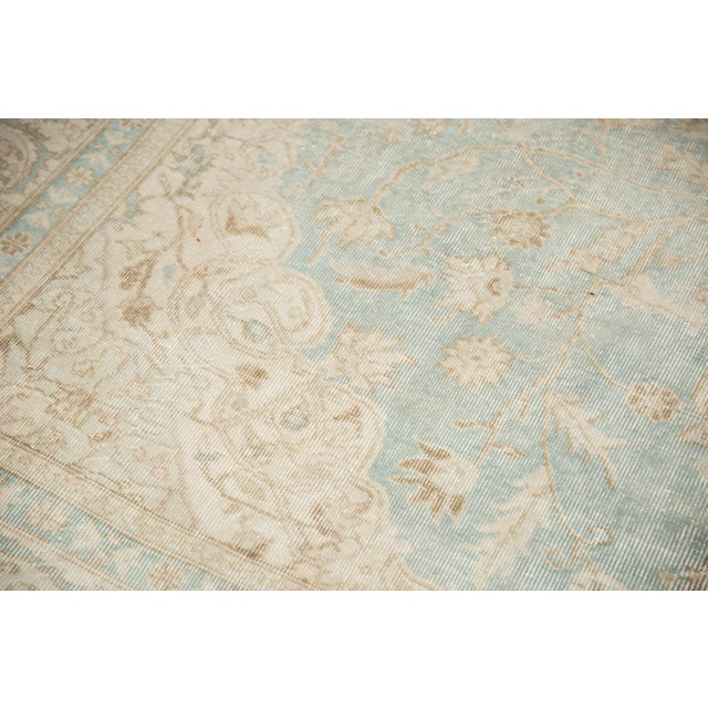 """Vintage Distressed Sivas Carpet - 8'7"""" X 11'1"""" For Sale In New York - Image 6 of 12"""