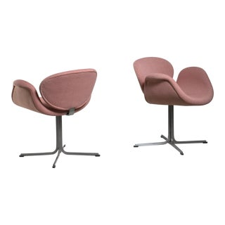 Pair of Pierre Paulin Tulip Chairs, the Netherlands, 1960s