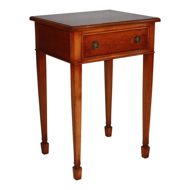 Yorkshire House Reproduction 19th-Century Side Table - Image 1 of 6