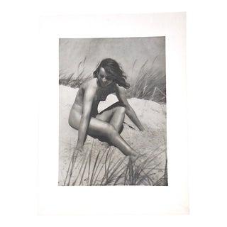 Vintage Ltd. Ed. Silver Gelatin Photographs-Female Nudes-1938-Folio Size