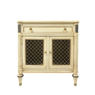 1960s French Provincial Kindel Furniture Nightstand