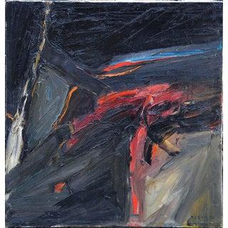 Emma Marie Bartelme Beach Abstract Series Painting
