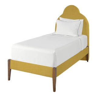 The Crown Bed - Twin - Kate - Italian Blend, Lemongrass For Sale