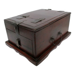 Antique Chinese Vanity Box For Sale