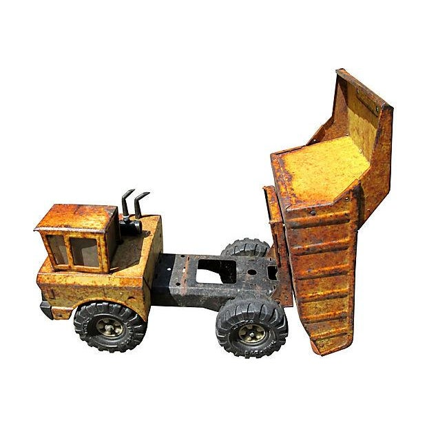 Rustic Tonka Dump Truck - Image 2 of 3