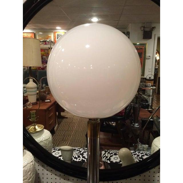 Large Robert Sonneman Style Lollipop Table Lamp For Sale In New York - Image 6 of 12