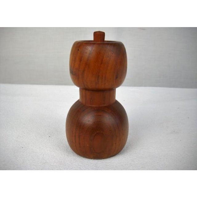 Mid 20th Century Jens Quistgard Pepper Mill For Sale - Image 5 of 9