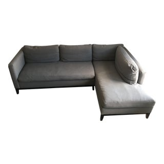 Gray Modern Sectional