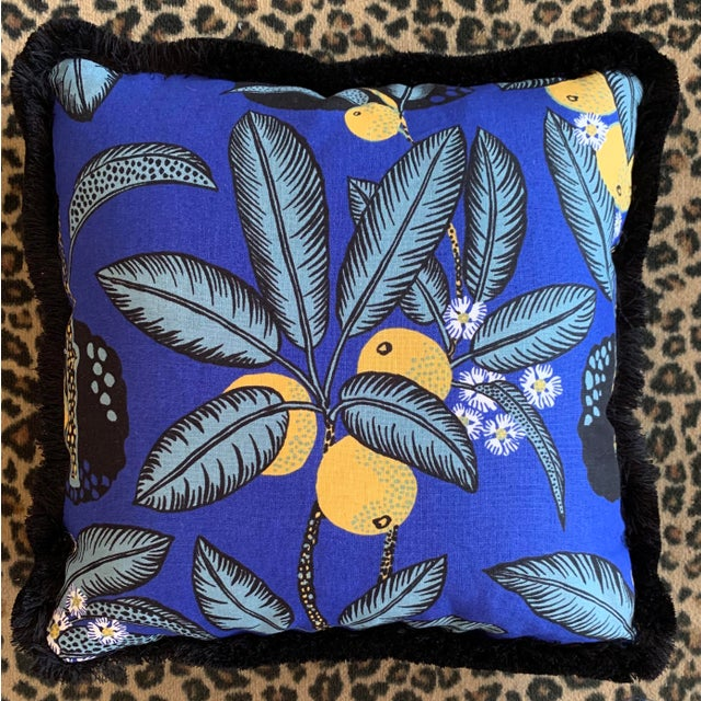 Gustavian (Swedish) Josef Frank Pillow For Sale - Image 3 of 3