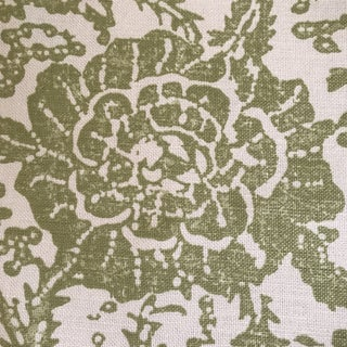 Thibaut Mizoram Knit Backer Green Fabric - 3 2/8 Yards Preview