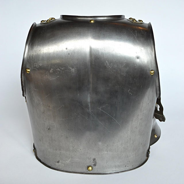 French Cuirassier's Breast and Back Plate For Sale - Image 5 of 11