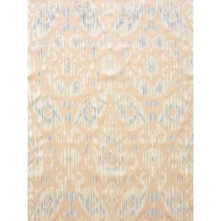 Scalamandre Tashkent Velvet, Cloud Fabric For Sale