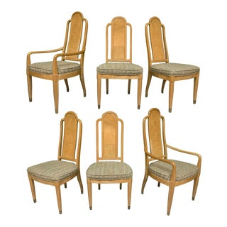 Henredon Scene Two Dining Chairs, Set of 6 For Sale