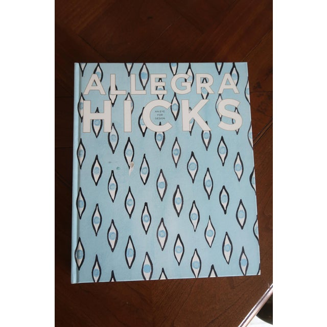 Allegra Hicks: An Eye for Design Book For Sale - Image 4 of 4