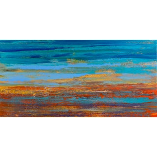 Original Contemporary Abstract Landscape For Sale