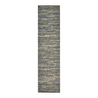 Charlie, Hand-Knotted Runner Rug - 2' 6 x 10 For Sale