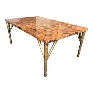 Modern Made Goods Magar Coffee Table For Sale