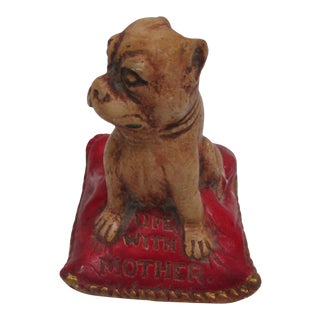 "Antiques Broadway Show Premium ""Life With Mother"" Decorative Dog For Sale"