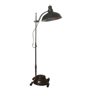 General Electric Converted Sun Lamp Floor Lamp For Sale