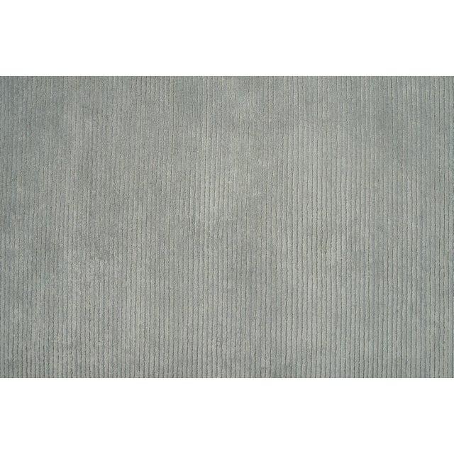 Stark Studio Rugs Stark Studio Rugs Contemporary Oriental Silk and Wool Rug - 12 X 15 For Sale - Image 4 of 5