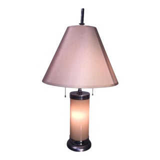 Gilbert Rohde Art Deco Table Lamp For Sale