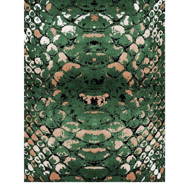 Reptilus Botanical Rug From Covet Paris For Sale