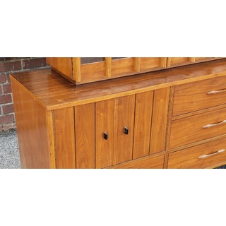 Very Fine Mid-Century Walnut J. Litchenberg & Sons Dining Room Cabinet C1940-1950 Preview