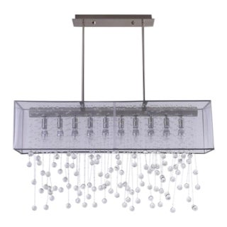 2010 Contemporary Waterfall Chandelier