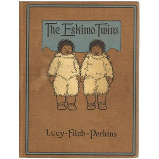 """1914 """"The Eskimo Twins"""" Collectible Book For Sale"""