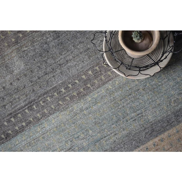 Our Rambler rug evokes an adventurous spirit and leans towards a fresh, minimalist approach. It embodies freedom in design...